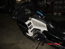 HONDA GOLDWING 1500 цена NMB10264  (art-00125113) 9