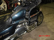HONDA GOLDWING 1500 продажа NMB10264  (art-00125113) 10