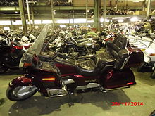 HONDA GOLDWING 1500 фото NMB10143  (art-00124218) 2