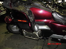 HONDA GOLDWING 1500 описание NMB10143  (art-00124218) 8