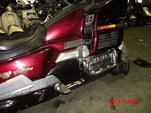 HONDA GOLDWING 1500 фото NMB10143  (art-00124218) 9