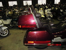 HONDA GOLDWING 1500 купить NMB10143  (art-00124218) 12