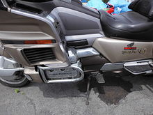 HONDA GOLDWING 1500 купить NMB11036  (art-00131848) 8