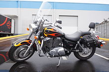 HONDA SHADOW 1100 SABRE сравнение NMB10670  (art-00126614) 2