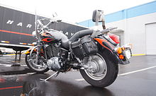HONDA SHADOW 1100 SABRE цена NMB10670  (art-00126614) 5