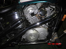 HONDA SHADOW 1100 фото NMB10371  (art-00125688) 12