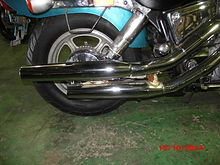 HONDA SHADOW 1100 сравнение NMB10371  (art-00125688) 13
