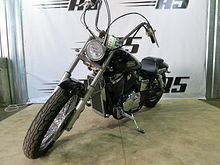HONDA SHADOW 400 SLASHER продажа NMB10641  (art-00126585) 3