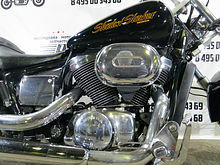 Honda Shadow 400 Slasher продажа NMB11555  (art-00015852) 3