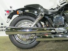 HONDA SHADOW 400 SLASHER продажа NMB11517  (art-00149950) 3