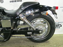 HONDA SHADOW 400 SLASHER описание NMB11517  (art-00149950) 11