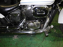 HONDA SHADOW 400 SLASHER купить NMB7745  (art-00114783) 7