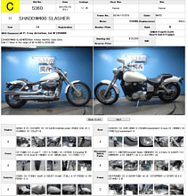 HONDA SHADOW 400 SLASHER фото NMB7745  (art-00114783) 18