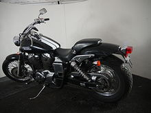HONDA SHADOW 400 SLASHER сравнение NMB8357  (art-00119519) 6