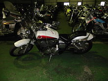 HONDA SHADOW 400 SLASHER цена NMB8893  (art-00122863) 2