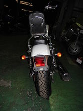 HONDA SHADOW 400 SLASHER описание NMB8893  (art-00122863) 4