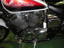 HONDA SHADOW 400 SLASHER фото NMB8893  (art-00122863) 12