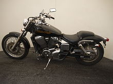 HONDA SHADOW 400 SLASHER цена NMB9717  (art-00103666) 2