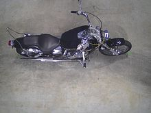 HONDA SHADOW 400 SLASHER фото NMB10083  (art-00123985) 5