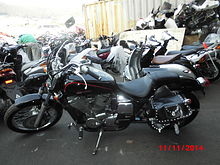 HONDA SHADOW 400 SLASHER цена NMB10155  (art-00124434) 2