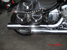 HONDA SHADOW 400 SLASHER фото NMB10155  (art-00124434) 12
