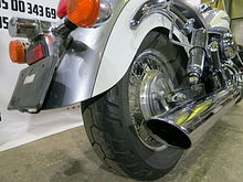 Honda Shadow 400 фото NMB11562  (art-00017065) 5