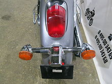 Honda Shadow 400 фото NMB11562  (art-00017065) 12