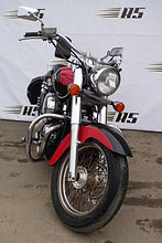 HONDA SHADOW 400 продажа NMB11516  (art-00149949) 3