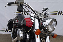 HONDA SHADOW 400 видео NMB11516  (art-00149949) 7