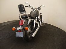 HONDA SHADOW 400 описание NMB9700  (art-00103541) 4