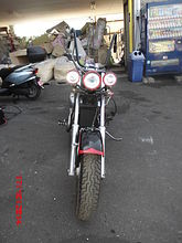 HONDA SHADOW 400 продажа NMB10321  (art-00125178) 3