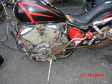 HONDA SHADOW 400 фото NMB10321  (art-00125178) 5