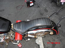 HONDA SHADOW 400 фото NMB10321  (art-00125178) 12