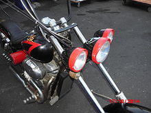 HONDA SHADOW 400 описание NMB10321  (art-00125178) 18