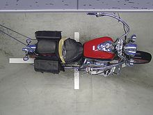 HONDA SHADOW 400 фото NMB10953  (art-00129829) 5