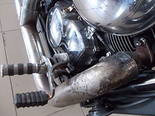 HONDA SHADOW 750 фото NMB10263  (art-00125112) 5