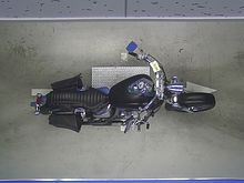 HONDA SHADOW 750 фото NMB11483  (art-00149417) 5