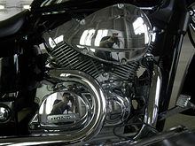 HONDA SHADOW 750 фото NMB8234  (art-00119086) 4