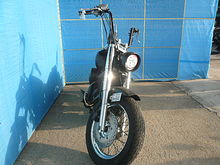 HONDA SHADOW 750 фото NMB8467  (art-00120067) 4