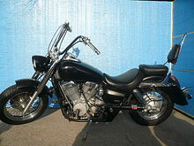 HONDA SHADOW 750 сравнение NMB8467  (art-00120067) 5