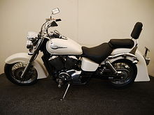 HONDA SHADOW 750 описание NMB9526  (art-00094290) 2