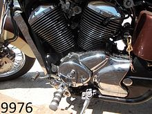 HONDA SHADOW 750 фото NMB9976  (art-00121729) 12