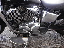HONDA SHADOW 750 сравнение NMB10289  (art-00125142) 13