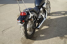 Honda Steed 400 фото NMB11283  (art-00140238) 5