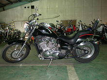 HONDA STEED 400 сравнение NMB7684  (art-00114020) 5