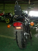 HONDA STEED 400 фото NMB7684  (art-00114020) 10