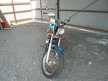HONDA STEED 400 фото NMB8057  (art-00116696) 4