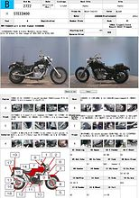 HONDA STEED 400 описание NMB8915  (art-00122885) 3