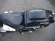 HONDA STEED 400 купить NMB8229  (art-00119081) 8