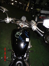 HONDA STEED 400 сравнение NMB10077  (art-00123979) 6